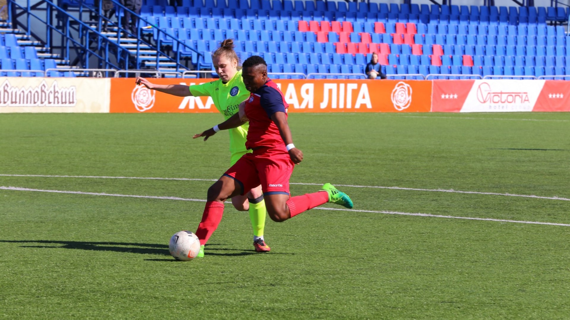 Minsk part ways with Oghiabekhva and Wogu