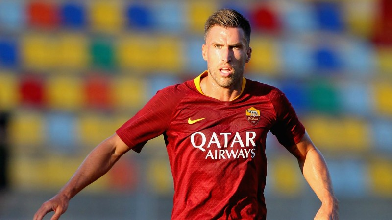 Transfer news: Kevin Strootman leaves Roma for Marseille in €25m deal |  Goal.com