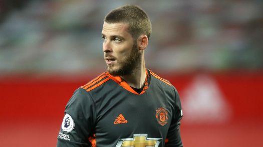 De Gea feeling better than ever in Man Utd keeper battle ...