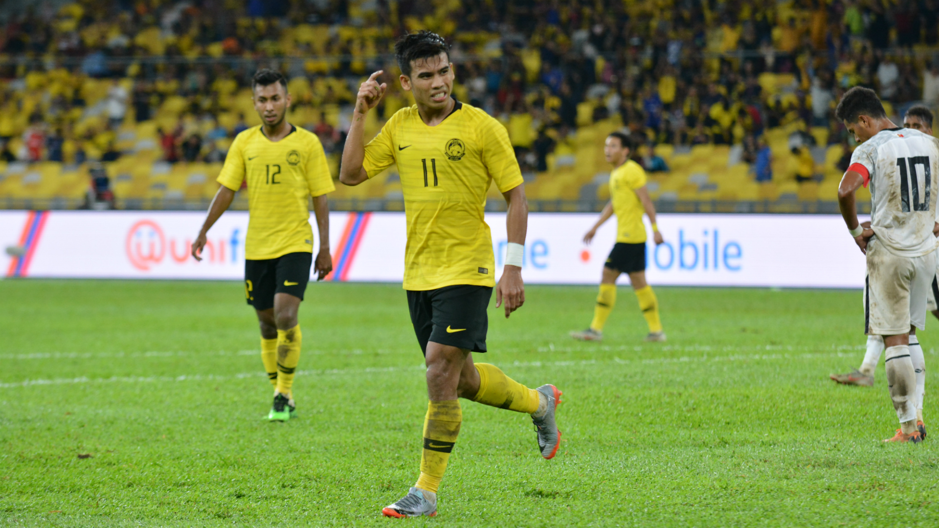 Malaysia 7 Timor Leste 1 Easy Pickings For Tigers In