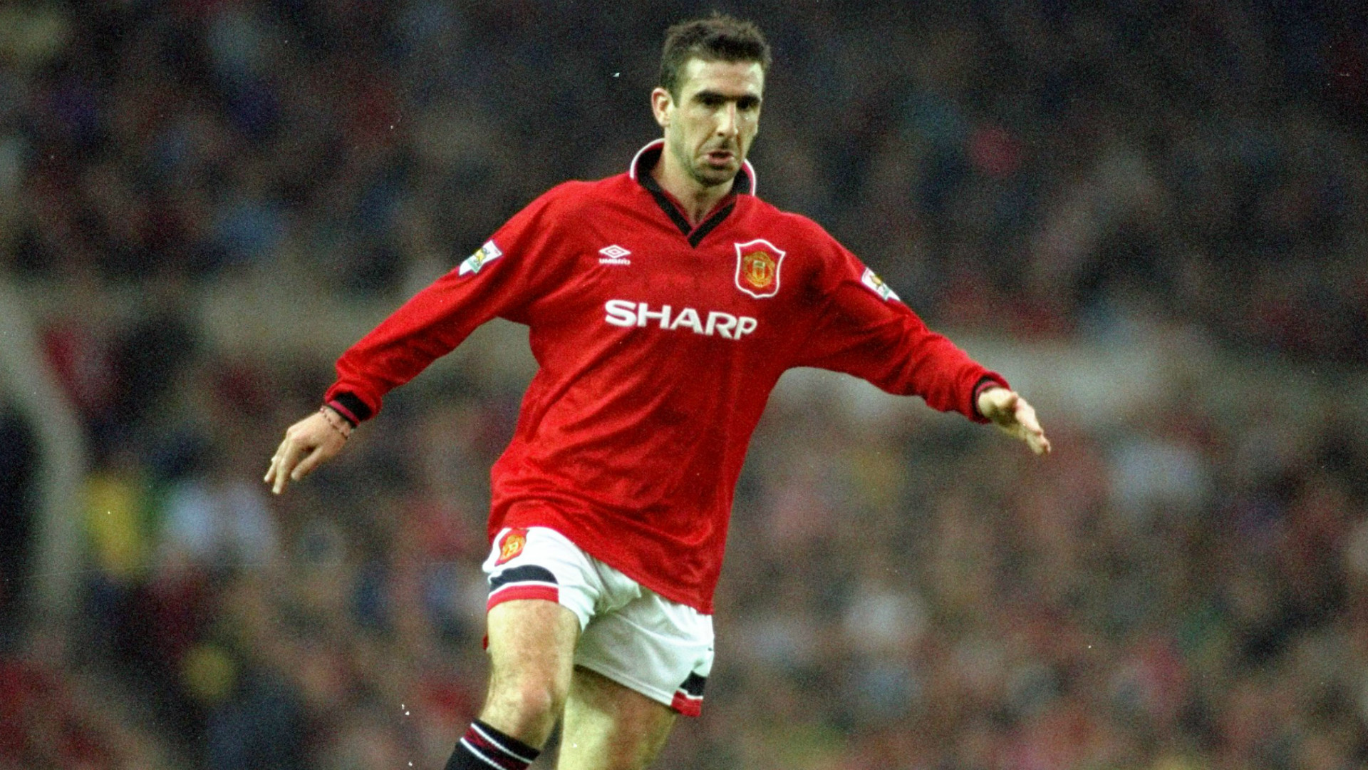 Eric cantona picture · eric cantona is most known for his skill on the soccer field. Eric Cantona: The Manchester United legend's most ...