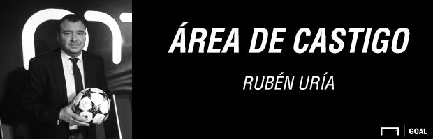 Ruben Uria Blog