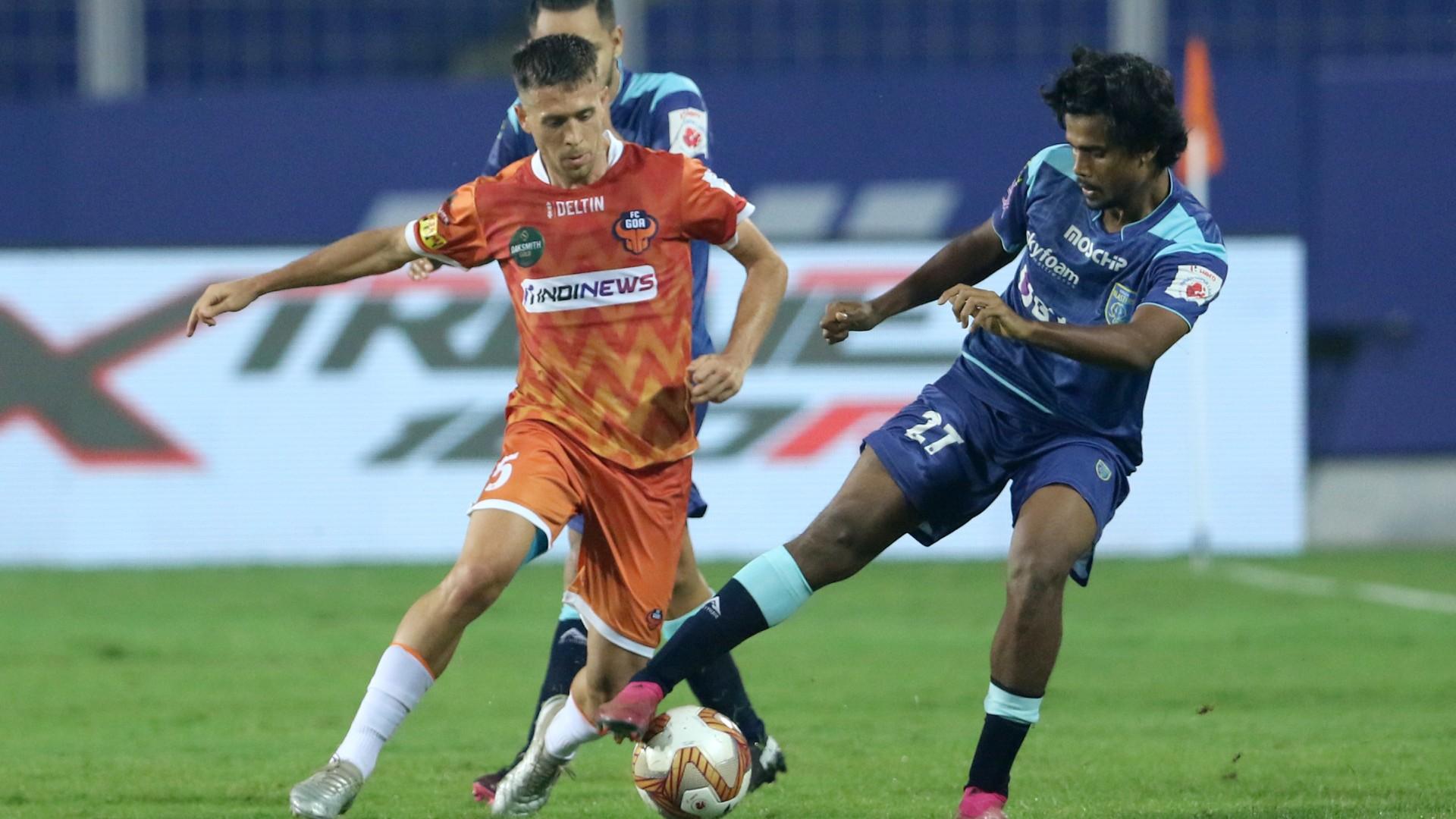 Kerala Blasters vs FC Goa: Goal-friendly Kerala Blasters FC Goa's favourite opponents?