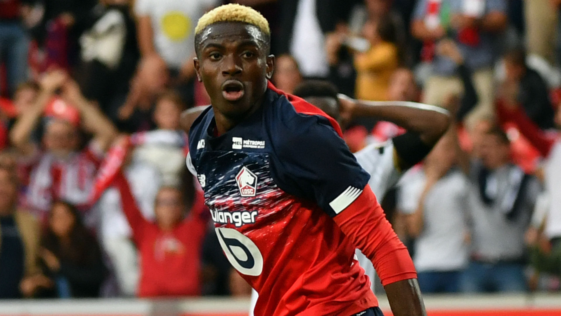 Osimhen Barcelona And Real Madrid Target Could Leave Lille Next Year Sporting News Canada