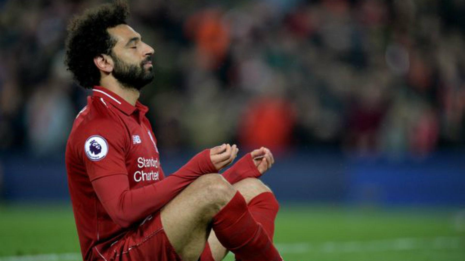 """Heskey : """"Salah aurait dû quitter Liverpool s'ils n'avaient pas remporté la Premier League"""""""