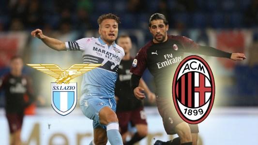 Lazio X Milan Ao Vivo E De Graça Assista Aqui Com Dazn E