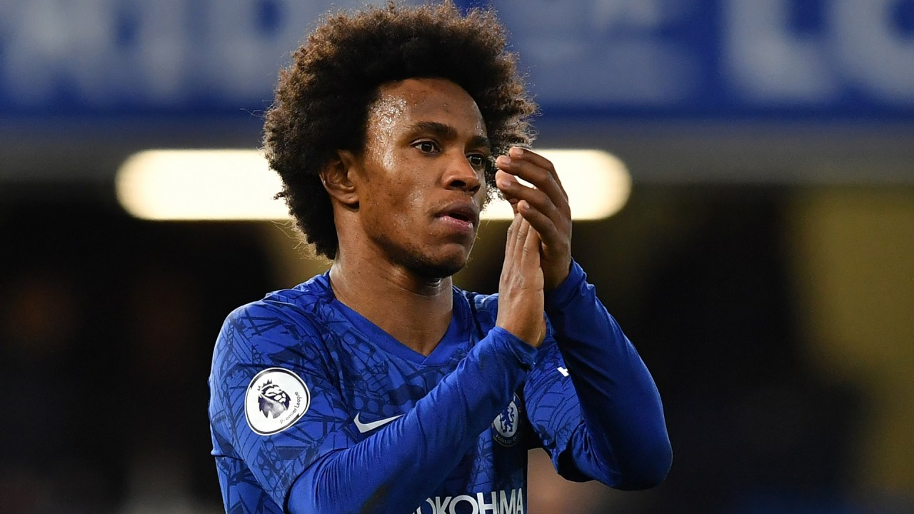 Willian Vows To See Out 2019 20 Campaign With Chelsea