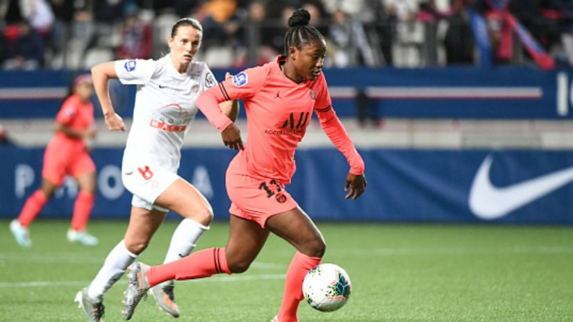 Portland Thorns target PSG and France star Diani 1
