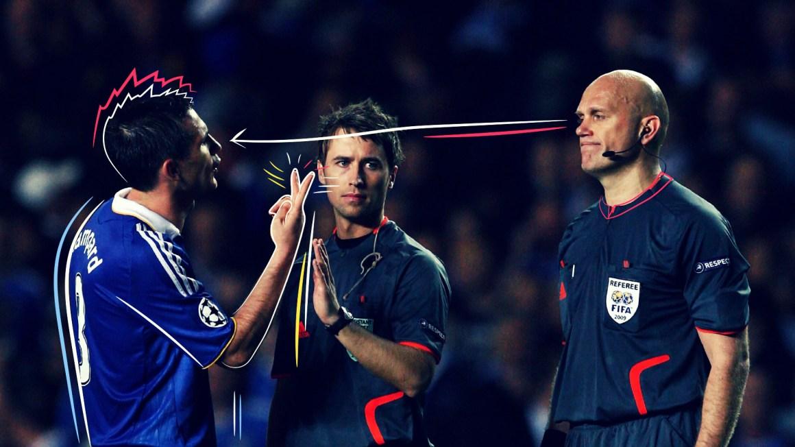 Ovrebo: My night of Chelsea-Barcelona hell in 2009 UCL semi-final ...