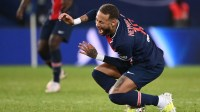 PSG boss Tuchel waits for Neymar scan results after injured star was stretchered off in tears