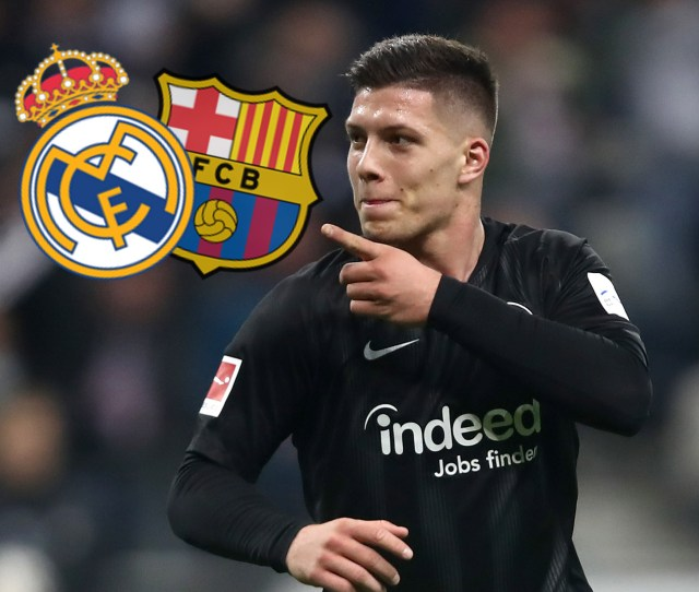 Transfer News And Rumours Live Madrid Pull Back On Jovic Barca