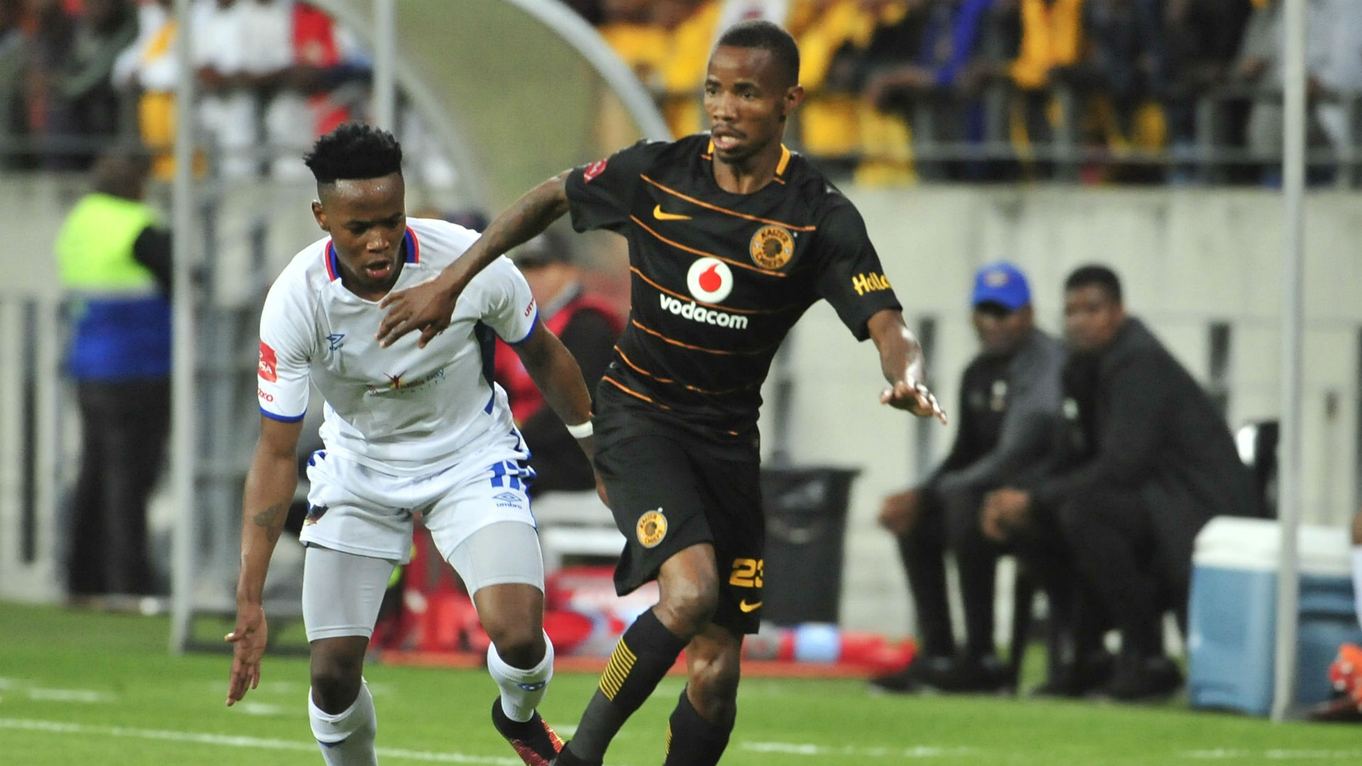 Former Kaizer Chiefs star Molangoane back in TTM's plans – report