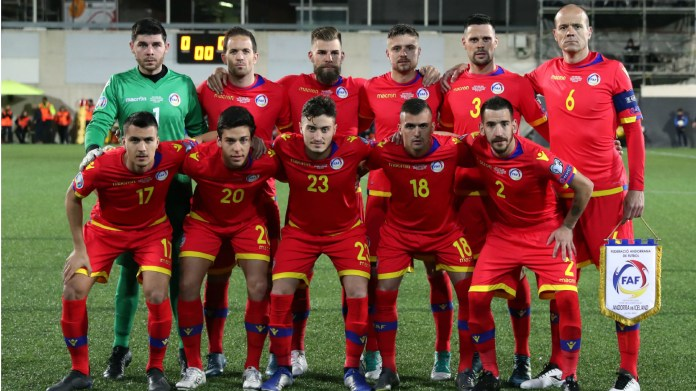 Andorra National Team 2019
