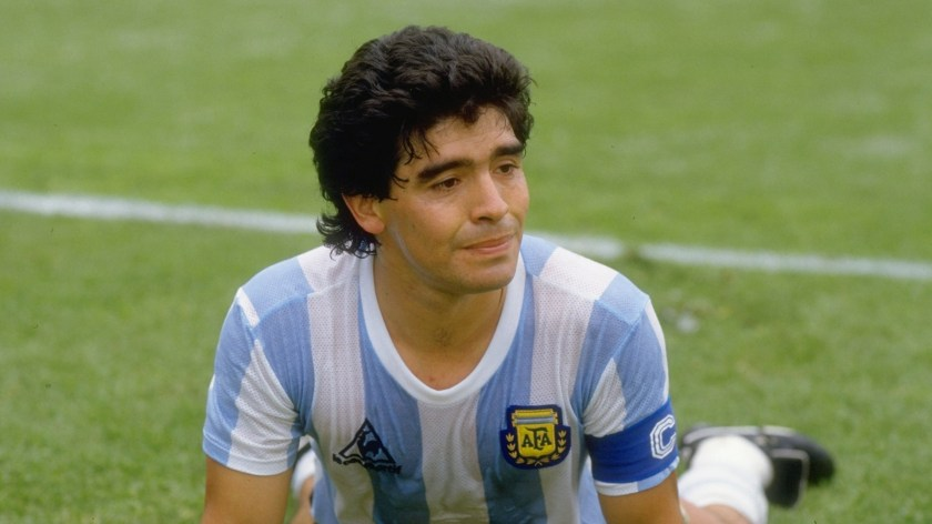 70 facts about Argentina legend Diego Maradona | Goal.com