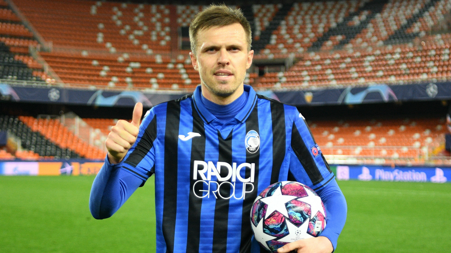 Ilicic Tears Up Record Books As Four Goal Hero Sends