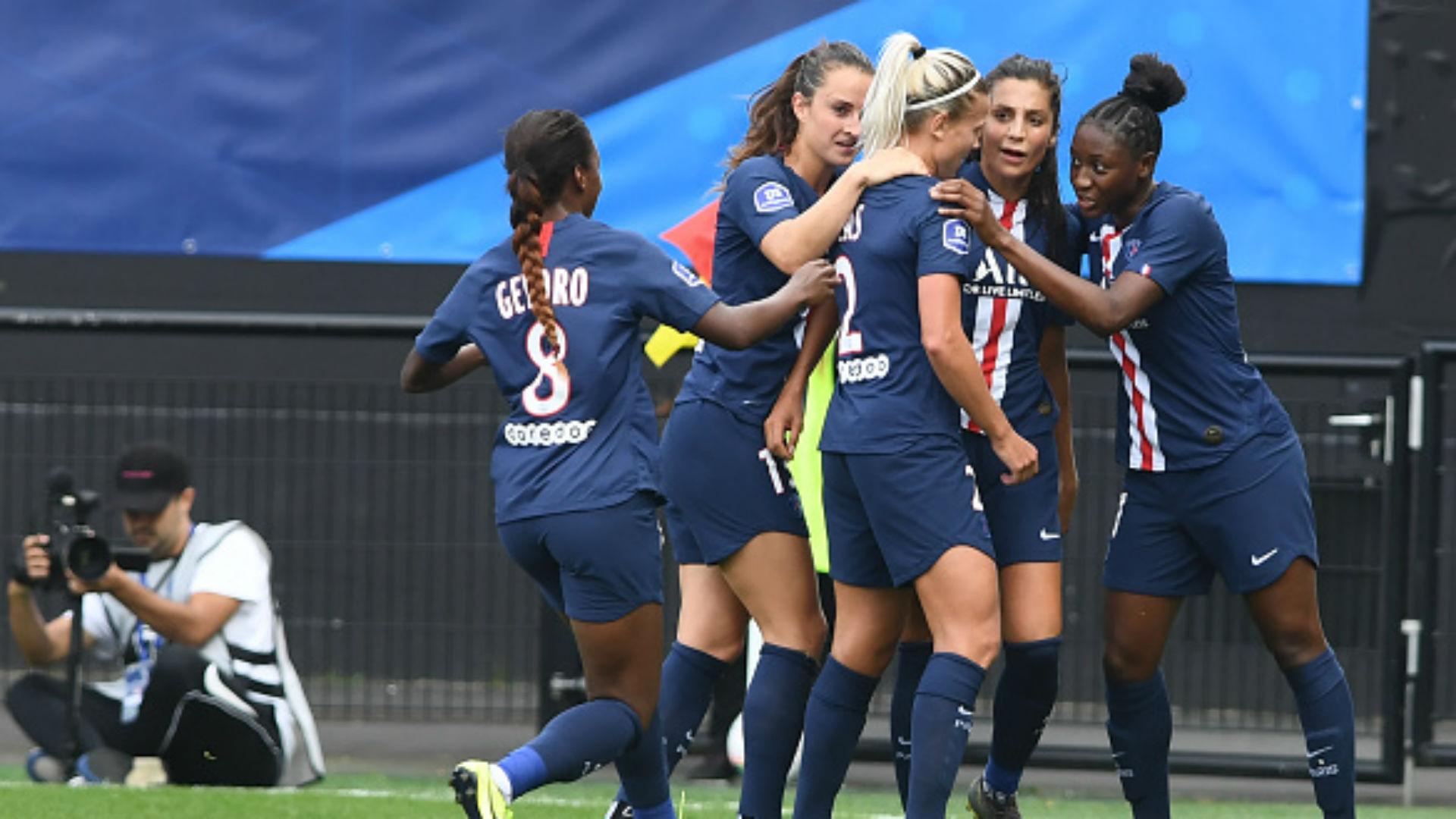 Féminines - Coupe de France : le PSG au complet pour affronter l'OL