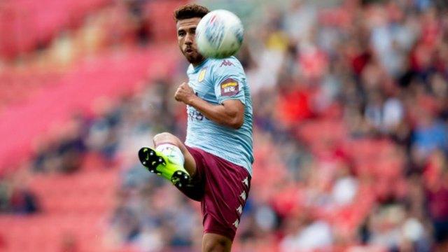 Aston Villa wideman Trezeguet