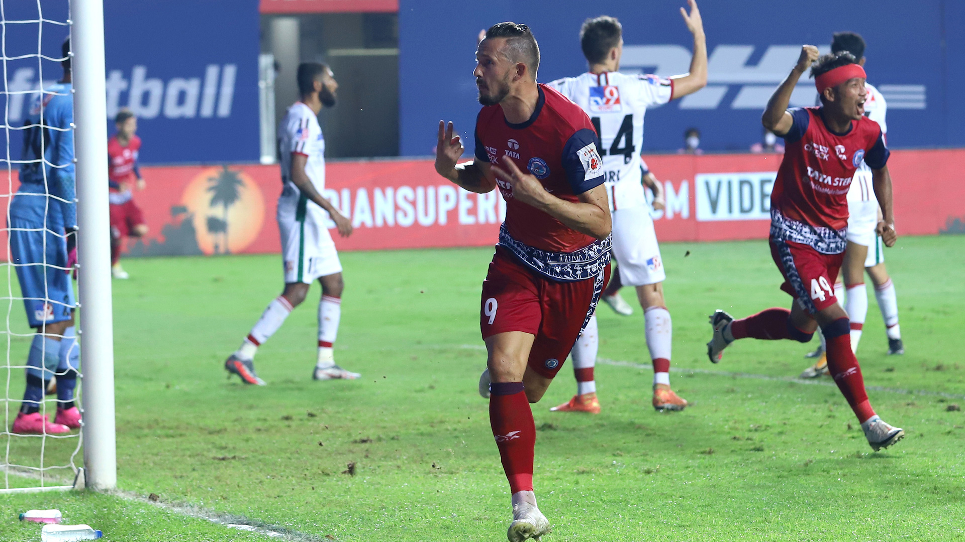 Jamshedpur are yet to peak and have more in store for ISL 2020-21