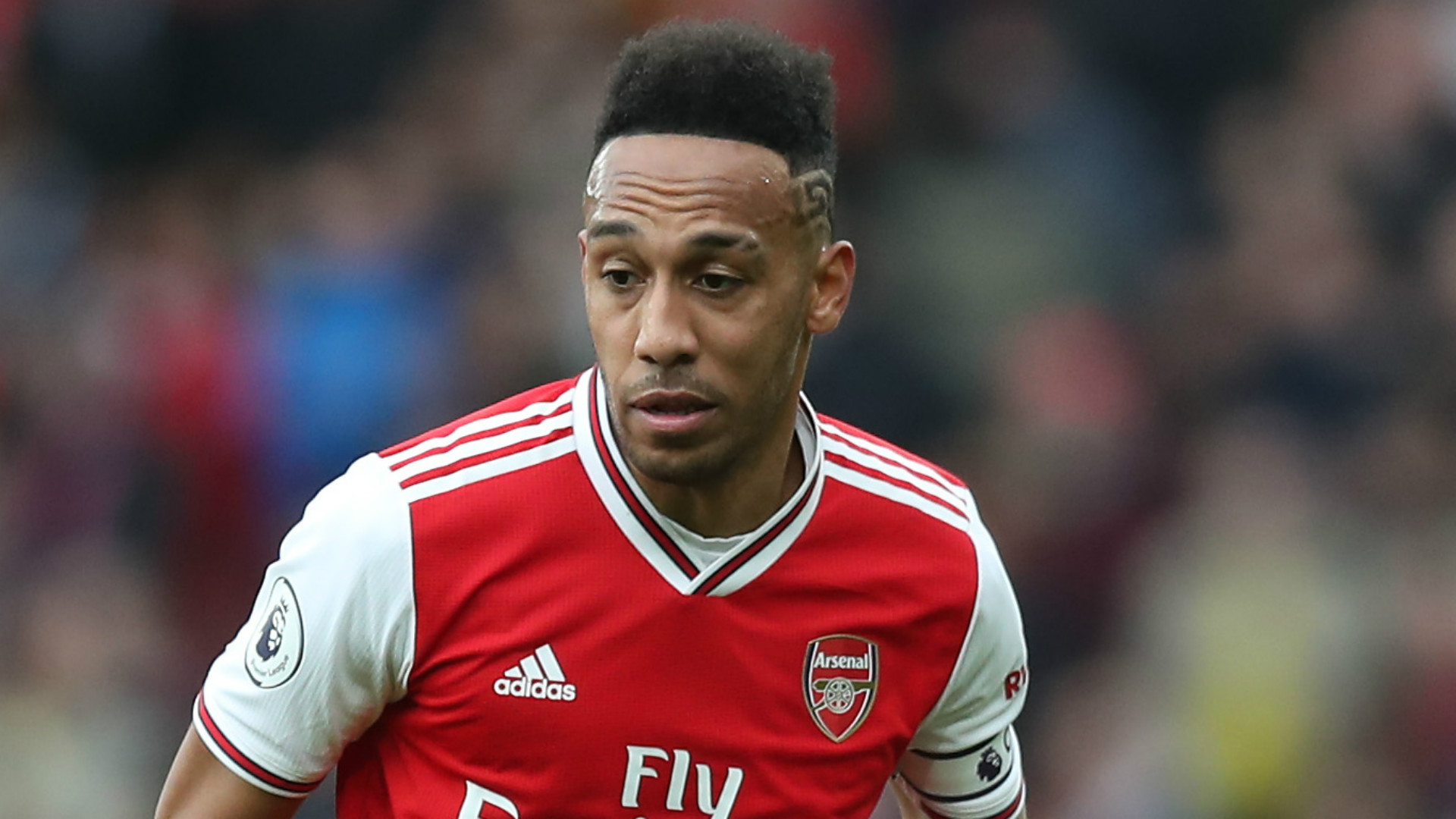 Owen Tips Nketiah And Martinelli As Aubameyang Replacement