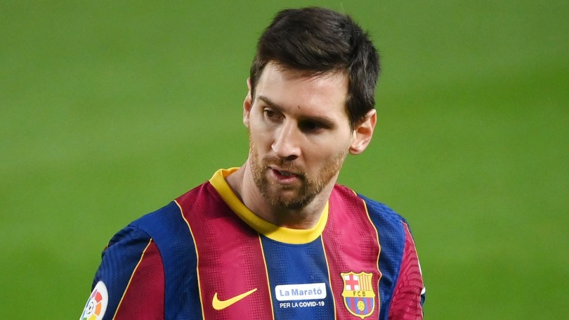 Messi fully 'engaged' at Barcelona despite exit talk as Koeman looks to manage 33-year-old's workload