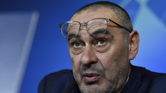 'Juventus are cursed' – Sarri says Old Lady unlucky in Champions League elimination