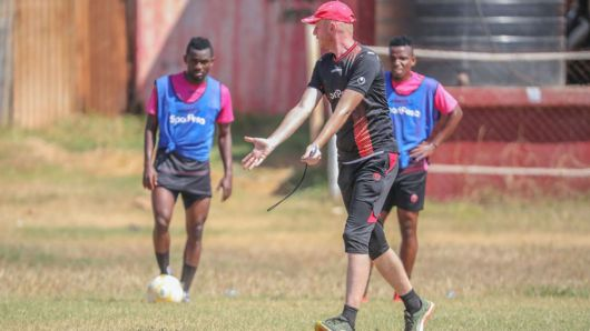 Vandenbroeck: Simba SC coach targets five straight wins, including vs Yanga SC
