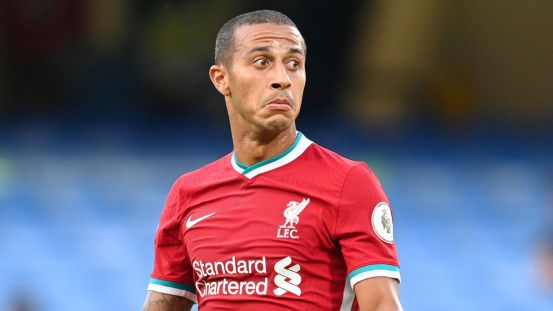 Reinforcement for Liverpool when Thiago, Milner and Shaqiri return to training