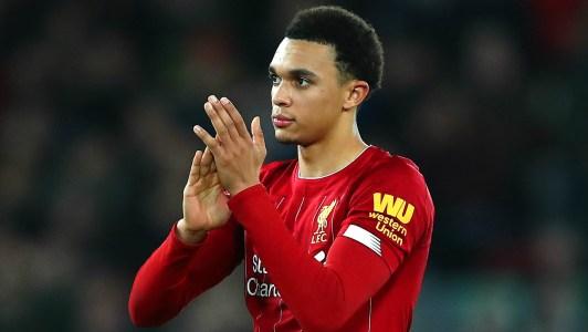 Liverpool Ace Alexander Arnold Can Win A Ballon D Or