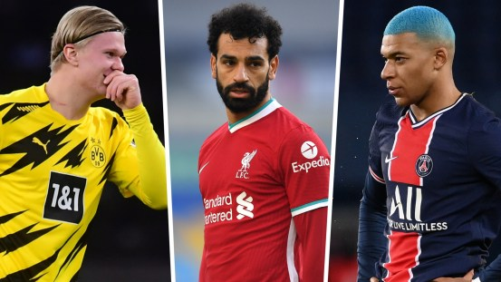 'If Salah leaves, would Mbappe or Haaland want Liverpool?'  – Barnes is not convinced that the Egyptian will leave
