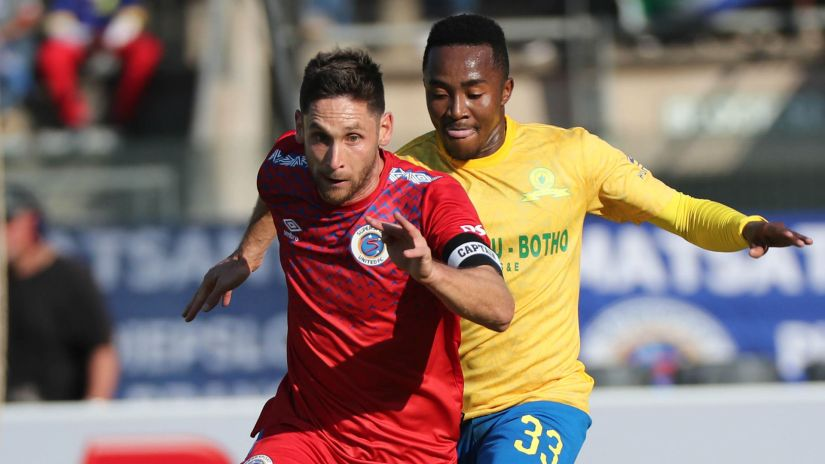 Tembo urges SuperSport United captain Furman to make decision about future 'soon' 1