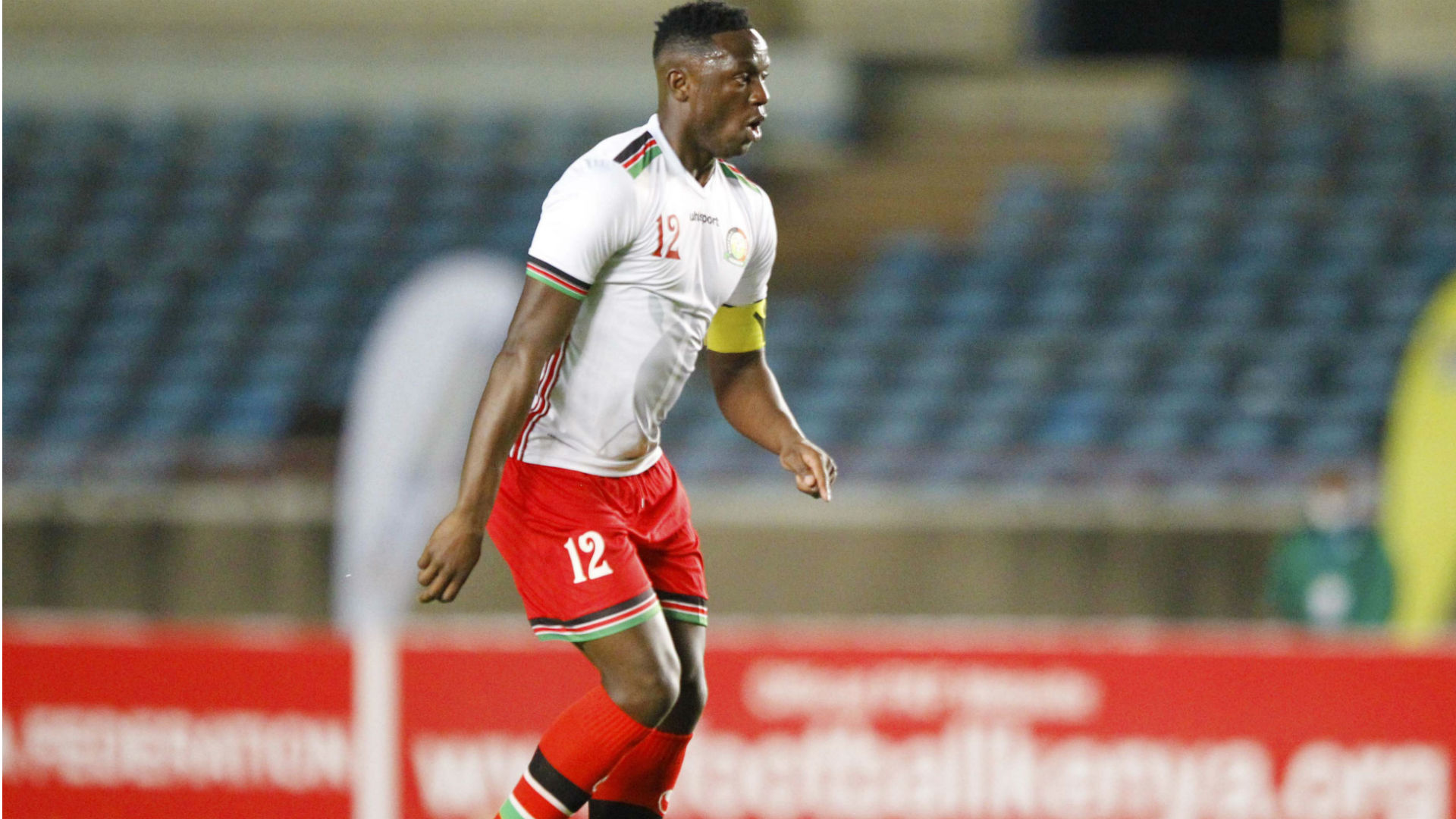 Situma suggests position Mulee should play Wanyama vs Comoros