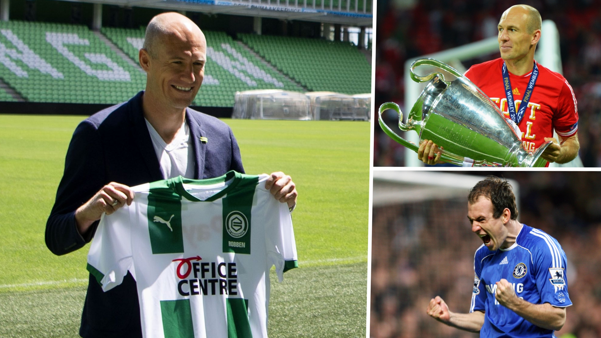 Robben S Last Dance Homegrown Hero Out Of Retirement To