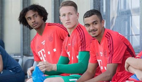 Batista-Meier, Richards und Co.: Die größten Talente des FC Bayern ohne  Einsatz für die Profi-Mannschaft | Goal.com