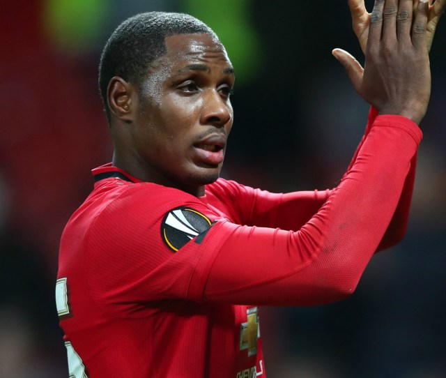 Coronavirus How Manchester United Star Ighalo Is Touching Lives