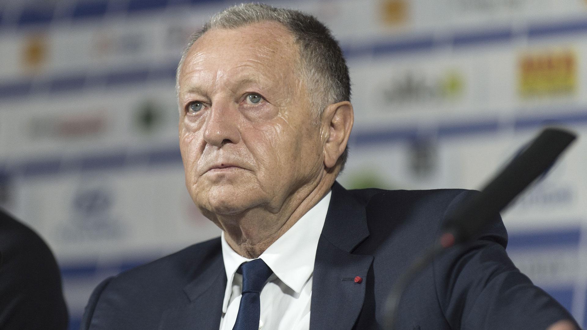 "Lyon - Aulas : ""J'ai vécu un grand moment"""