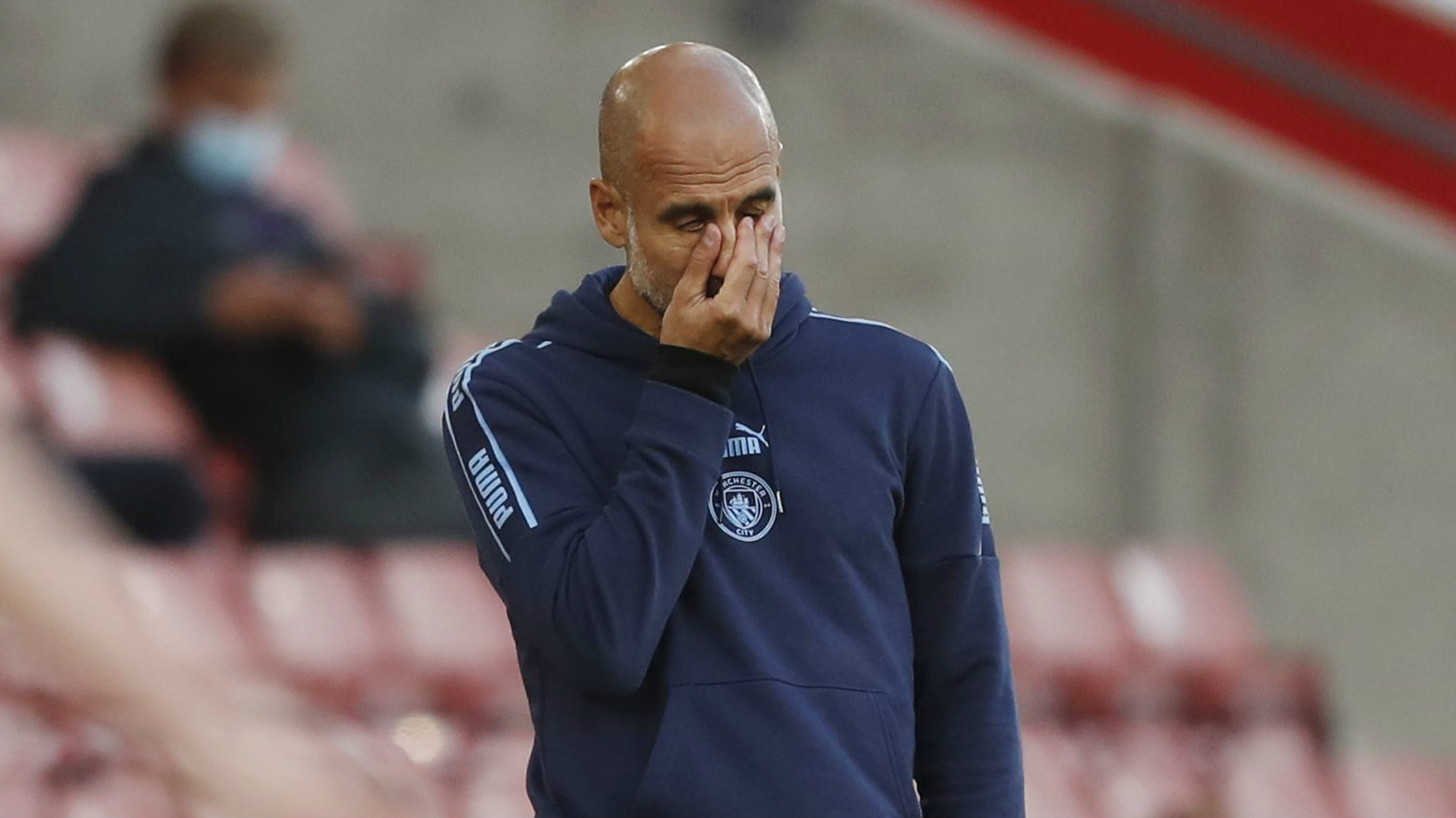 Man City S Defeat At Southampton Sets Unwanted Record For