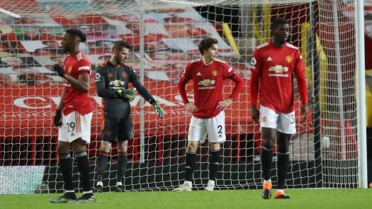 Man Utd's dodgy defending costs Solskjaer's side title ...