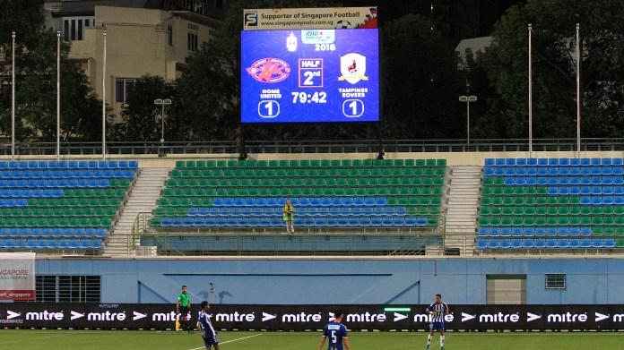 Mengintip Sepakbola Singapura Goal Com