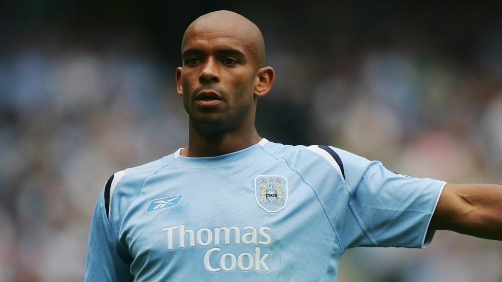 Trevor Sinclair Man City