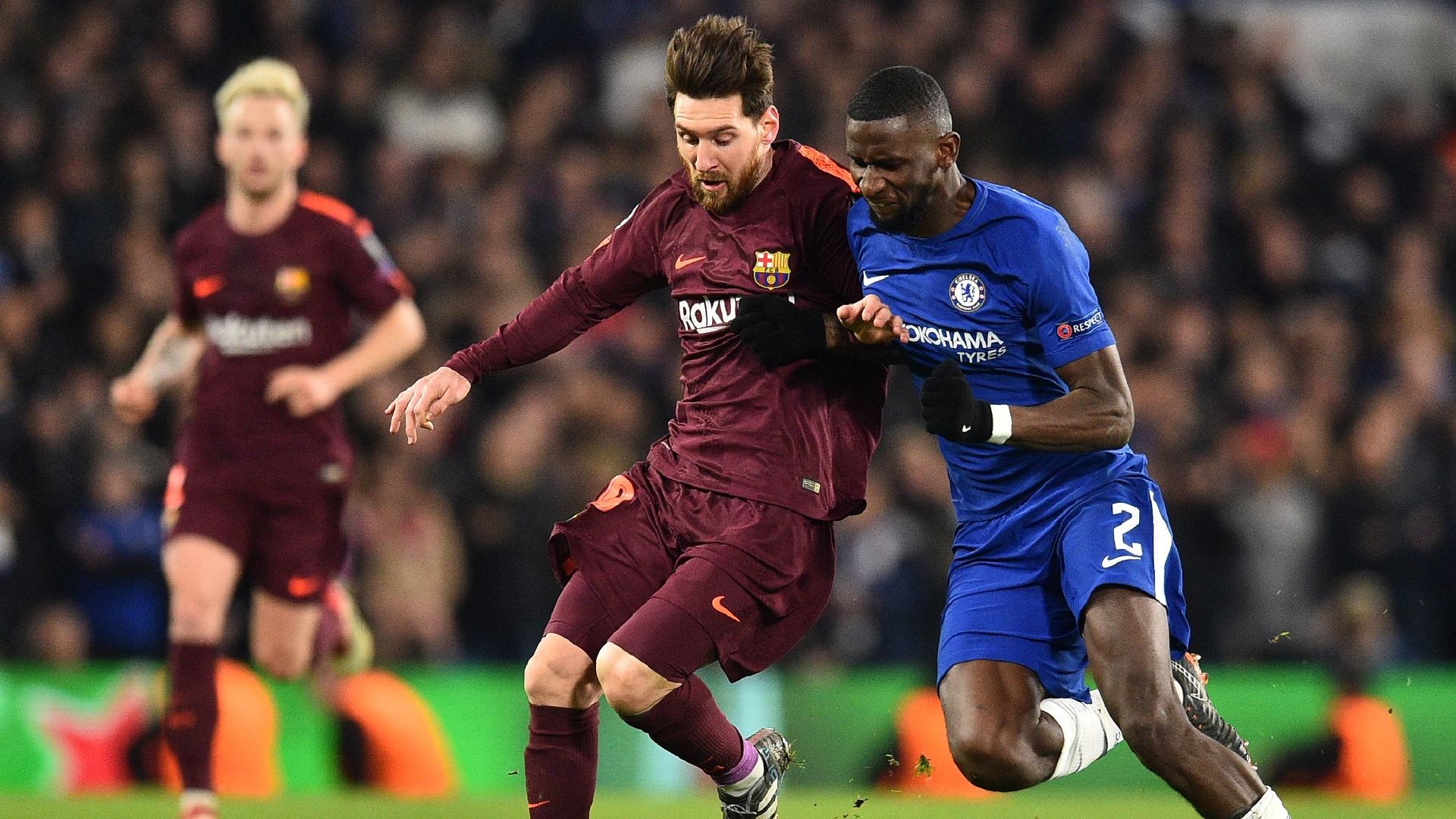 Rudiger kể chuyện xin áo đấu của Messi | Goal.com