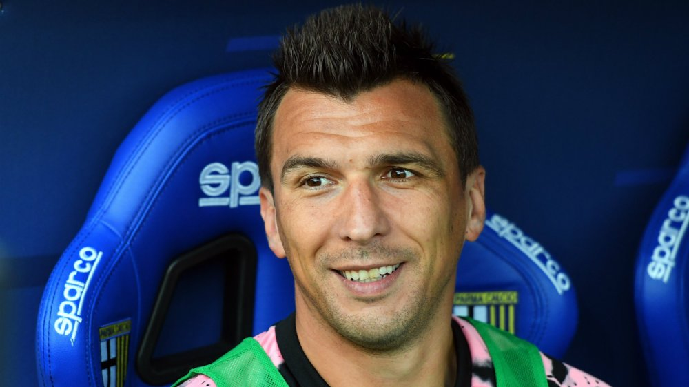 AC Milan to sign free agent Mandzukic on short-term deal until end of the  season | Goal.com