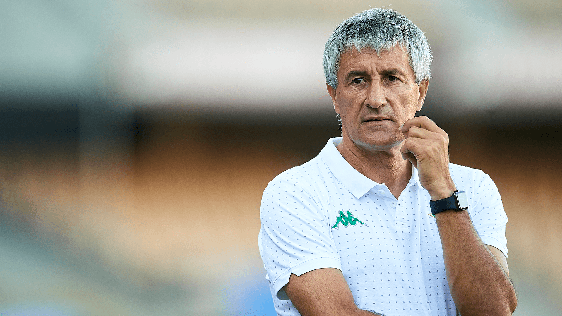 Barcelona S New Coach Who Is Quique Setien The Cruyff