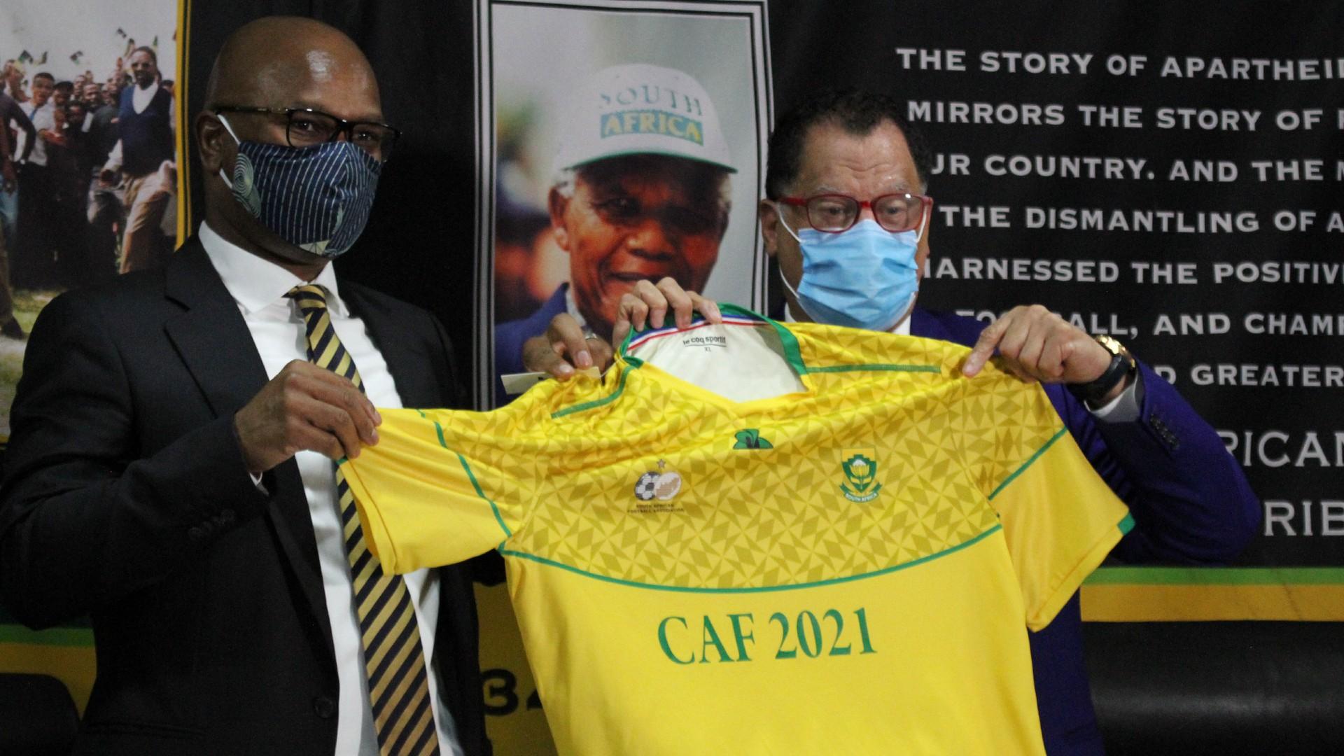 Why Mamelodi Sundowns president Motsepe is the right man to lead Caf – Safa boss Jordaan