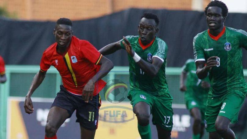 derrick nsibambi of uganda vs south
