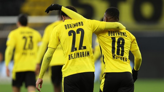 The reason was revealed for Bellingham who carried 22nd place while the Dortmund star combines roles 4, 8 and 10