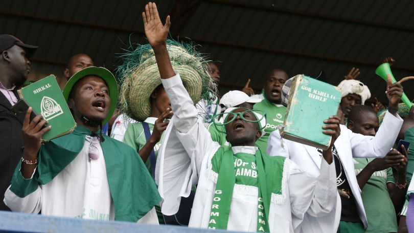 Gor Mahia fans plead with Kenyan government to allow support at stadiums in Caf Champions League