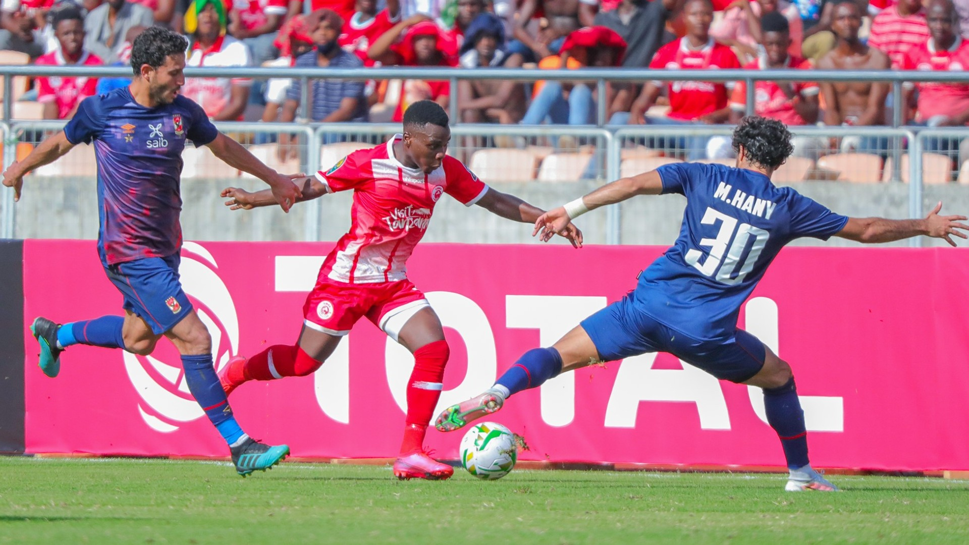 Caf Champions League: Simba SC will go a long way if they play as Miquissone – Samatta