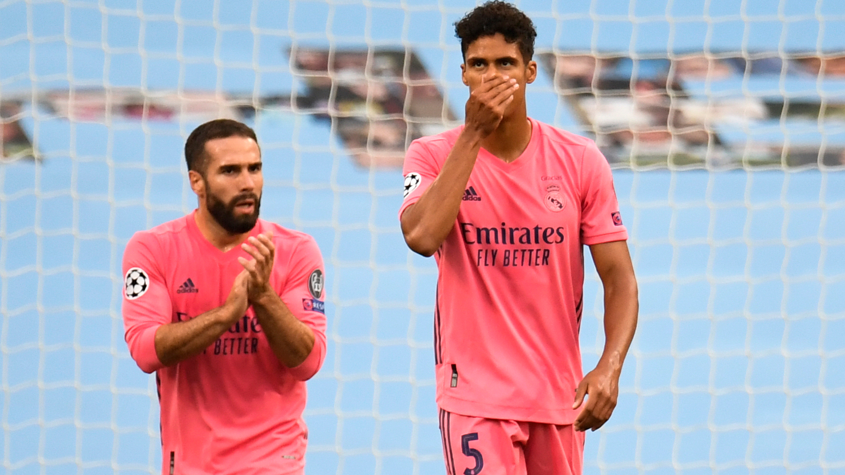 Manchester City - Real Madrid : Zidane n'accable pas Varane
