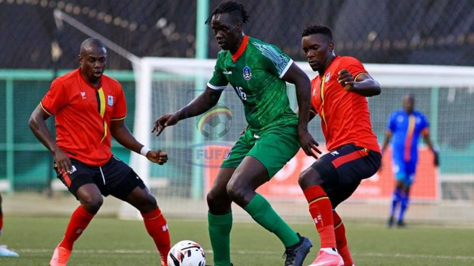 Miya and four key players for Uganda against South Sudan in Afcon qualifier