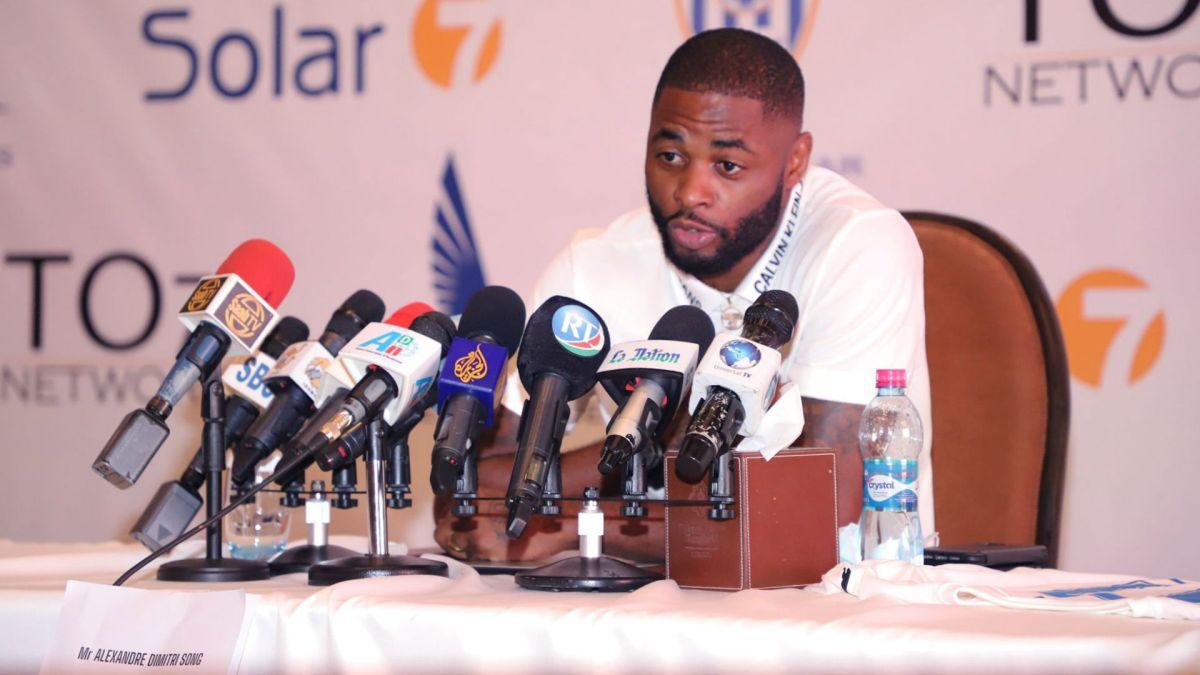 Alexandre Song Djibouti
